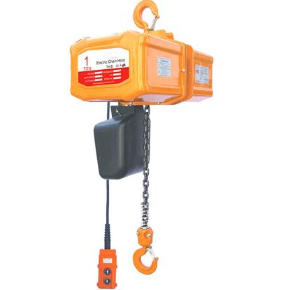 toho-electric-chain-hoists-three-phase-1-tonne-3m-lift