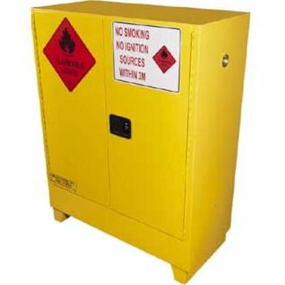 160-litre-flammable-liquid-storage-cabinet-2-doors-and-2-shelves
