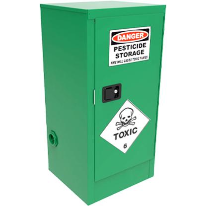 Picture of 60L Pesticides Storage Cabinet Class 6.1
