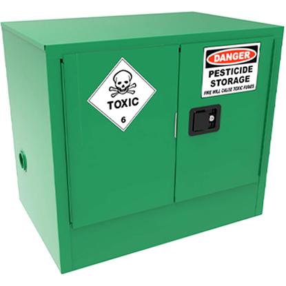Picture of 100L Pesticides Storage Cabinet Class 6.1