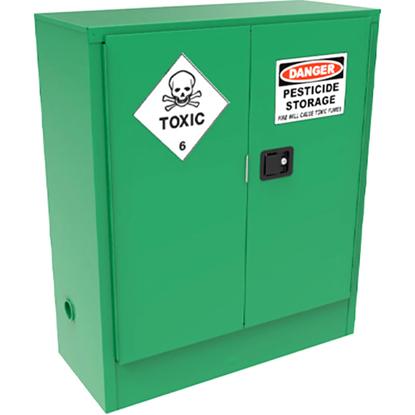 Picture of 160L Pesticides Storage Cabinet Class 6.1