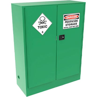 Picture of 250L Pesticides Storage Cabinet Class 6.1