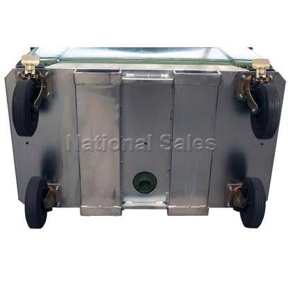 Picture of Steel Rotator Base for 660 Litre Wheelie Bin Lifter